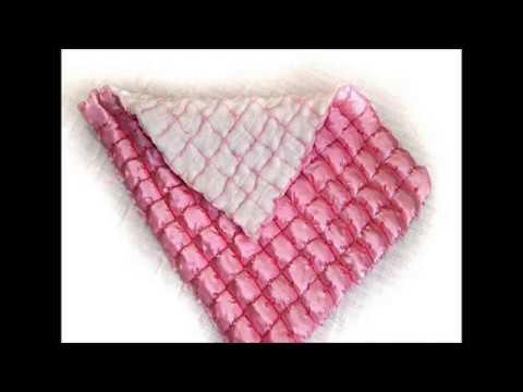 Шьем красивенное одеяло и подушку МК