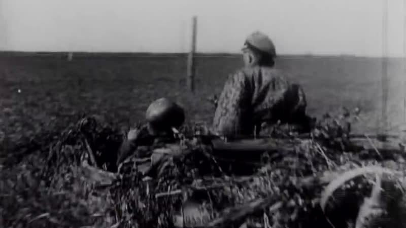 Waffen SS in combat, very intense, very rare [HD, 1280x720p]
