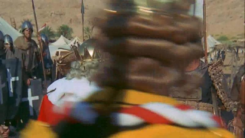 БРАНКАЛЕОНЕ В КРЕСТОВЫХ ПОХОДАХ (1970) - приключения, комедия Марио Моничелли