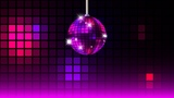 Disco Ball Party - Video Background Free
