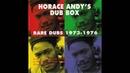 Horace Andy - Horace Andy's Dub Box Rare Dubs 1973-1976
