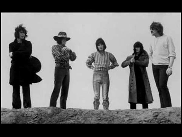 DEEP PURPLE AND THE ADRESS U K UNDERGROUND 1968