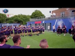 Встреча Чемпионов Мира-2018 на Камп де Лож (2)
