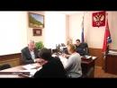 Сергей Носов подал документы в Избирком региона для регистрации в статусе кандидата в губернаторы Колымы