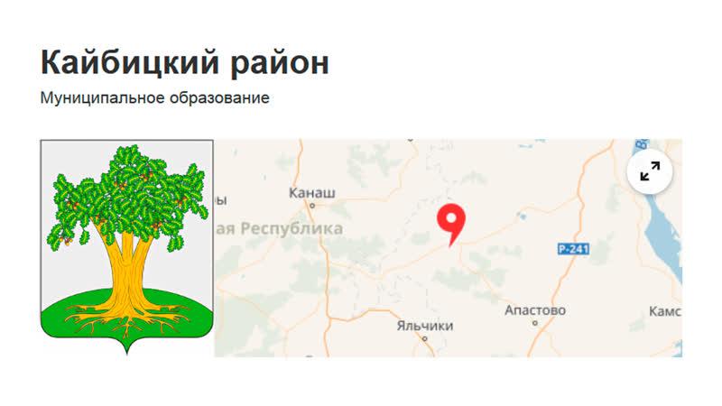 Выбор садика — Кайбицкий муниципальный район