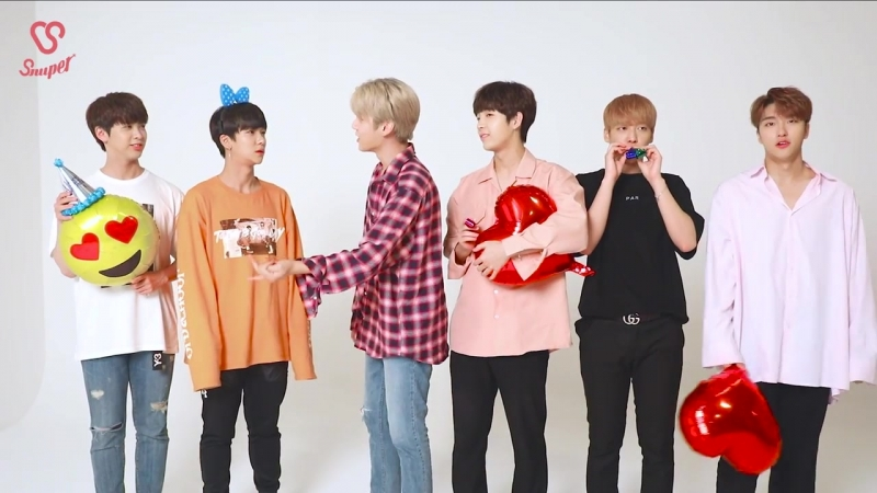 180811 SNUPER @ 1000 Day Thank You Greeting