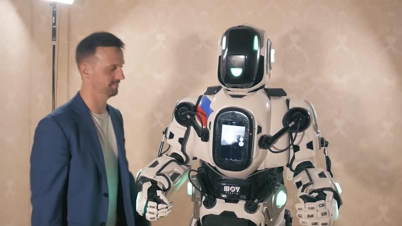 Костюм Робот Алёша 2.0. Обзорная инструкция.