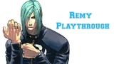Street Fighter III 3rd Strike - Remy Playthrough