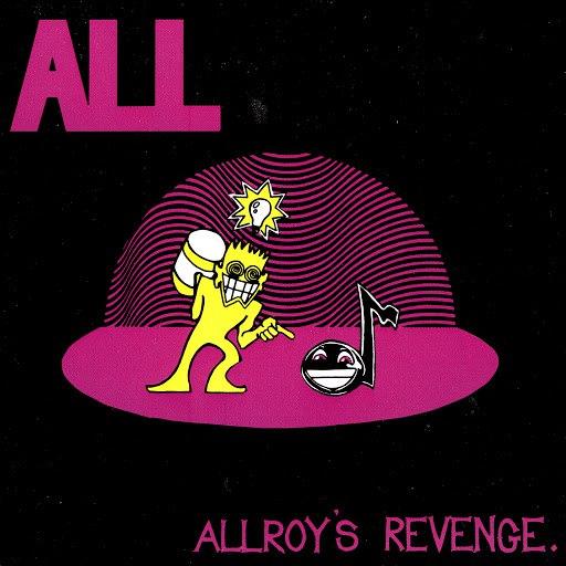 all альбом Allroy's Revenge