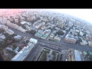 Андрей Ромас Залаз на звезду сталинской высотки Climbing Stalin Skyscraper Star