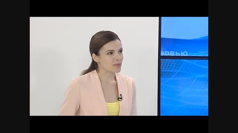 Интервью с кондитером, участницей федерального этапа конкурса Лучший по профессии А. Агарковой (КИТ Катунь 24, 13.11.2018)
