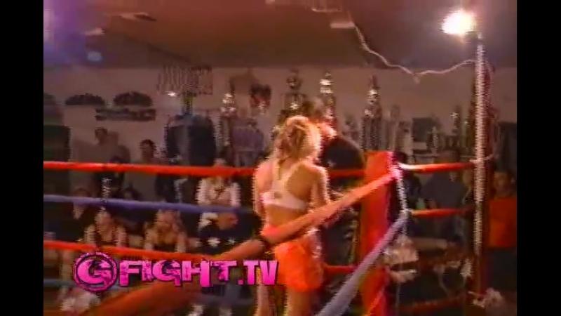 OMG! Walker V Megan Lee CATFIGHT!! 2 2.mp4