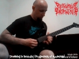 Drowning in Brutality (Fragments of Madness)