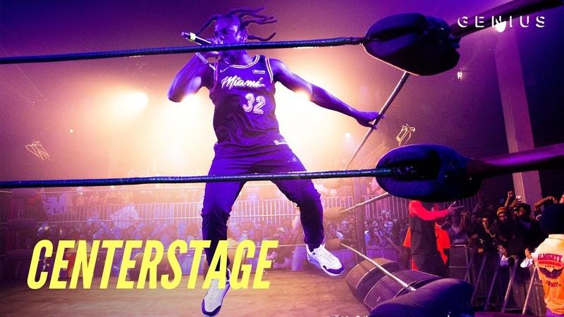 Denzel Curry vs. Flatbush Zombies: Inside The Wrestling-Themed Concert | CenterStage