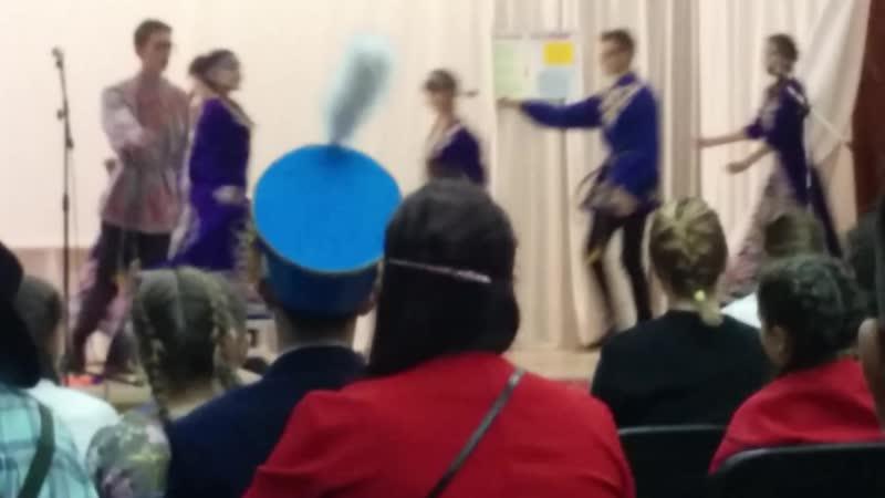 Бурятские народные танцы