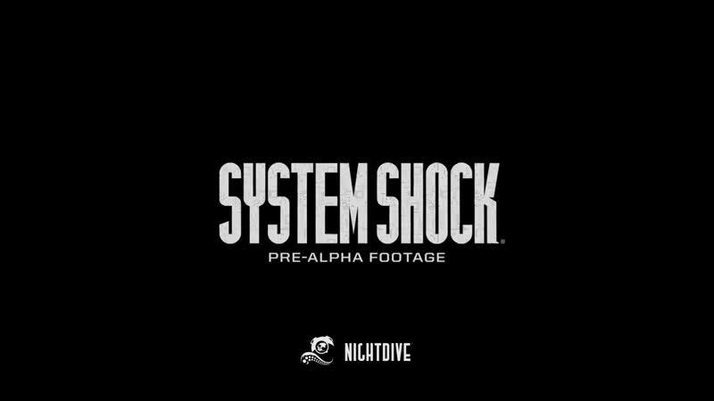 System Shock_ Medical Level Full Gameplay - Nightdive Studios