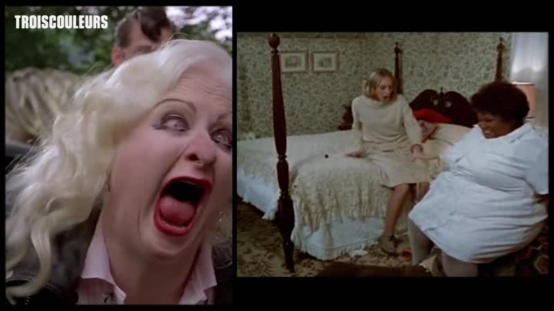 Divine / John Waters - Shake It Up (Tribute Montage) (1080p)