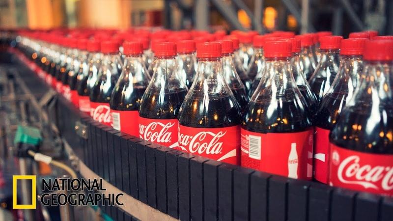 Мегазаводы Кока-Кола Coca Cola