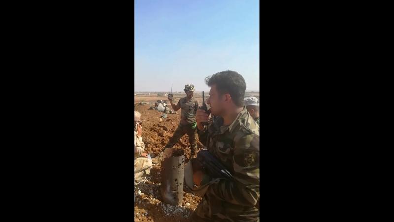Освобождены Сайда и батальон ПВО, с приветствиями от группы Аз-Зира полка Таха Tiger Forces