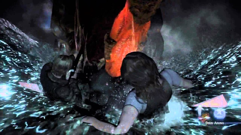 Resident Evil 6 All Helena Death Scenes