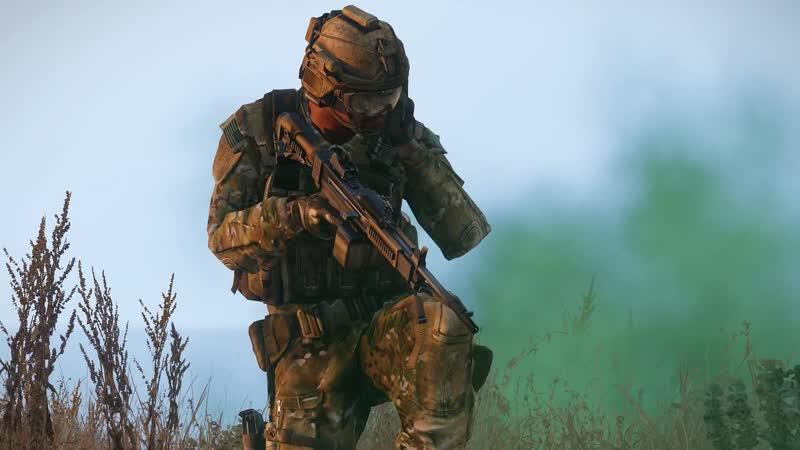 Трейлер Arma 3 - Warlords