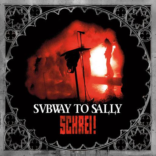 Subway To Sally альбом Schrei / Engelskrieger in Berlin