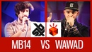 MB14 (FRA) vs WAWAD (FRA) | Grand Beatbox LOOPSTATION Battle '15 | SMALL FINAL