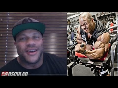 The Ronline Report with Mr. Olympia Phil Heath