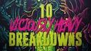 10 Viciously Heavy Breakdowns 2018