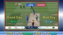 Pakistan Cricket at Its Best in Champions Trophy Against India || Virat vs Amir