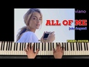 John Legend - All of Me ( BEST Piano Cover) FREE Sheets