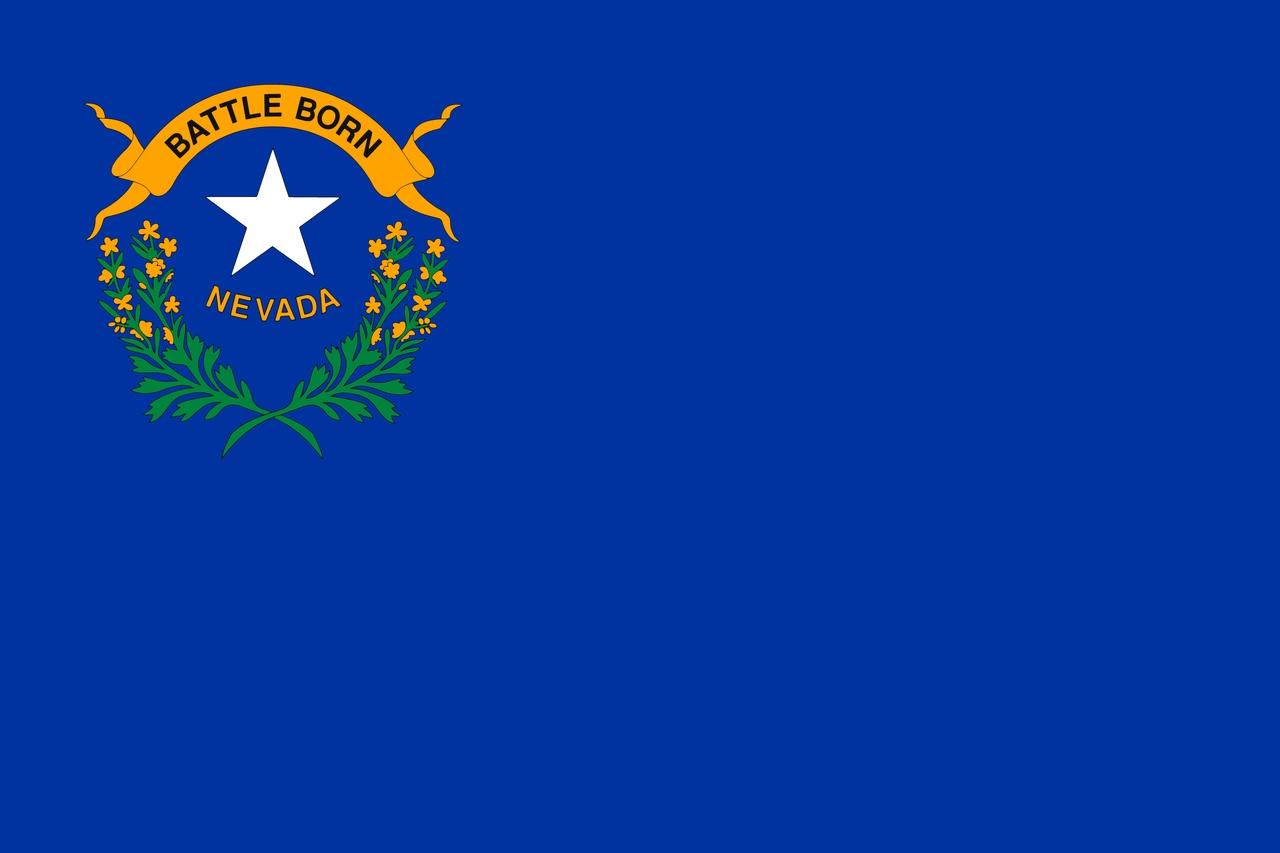Флаг Невада