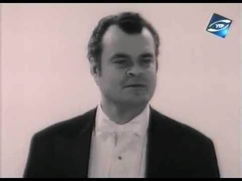 Микола (Николай) Кондратюк - Дороги (1983; укр.; муз. Константина Мяскова - ст. Дмитрия Луценко)