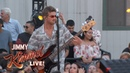 The Chainsmokers ft. Emily Warren - Side Effects (Jimmy Kimmel Live)