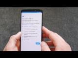 Обзор Samsung Galaxy S9 _ распаковка и первые впечатления