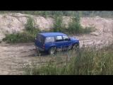 Explorer u2 грязь, горки