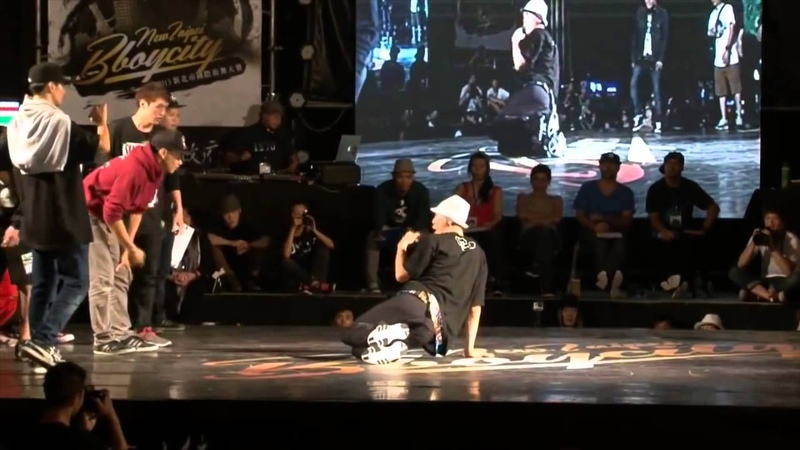Bboy yosshi offcial video