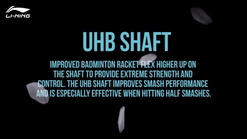 Li-Ning Windstorm 72 Badminton Racquet