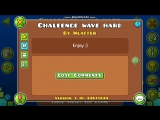 Challenge wave Hard by Wlatter (me) ID: 43671434