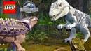 LEGO Jurassic World - СХВАТКА ДИНОЗАВРОВ