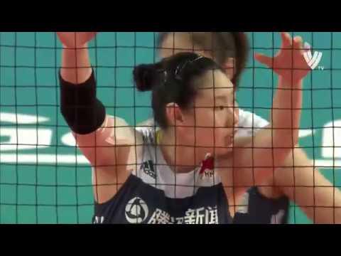 🔴 China vs USA - Liga das Nações de Volei Feminino