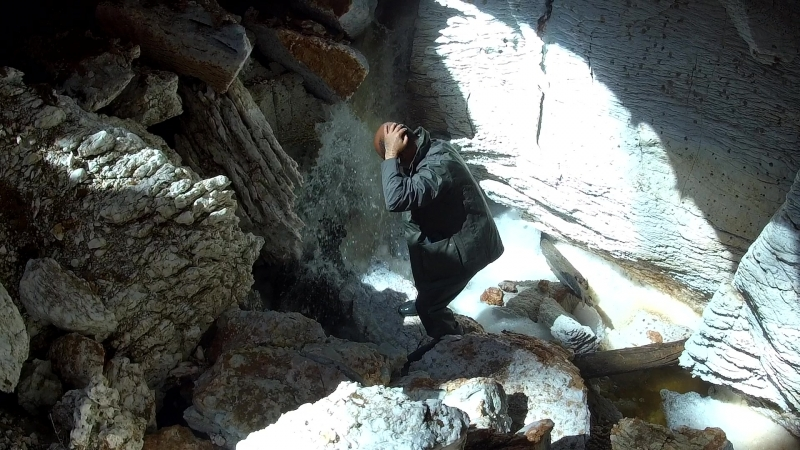 Пинежские водопады