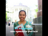 Индонезийка Мария Новитасари на пять лет поменяла теплую Джакарту на суровый Архангельск