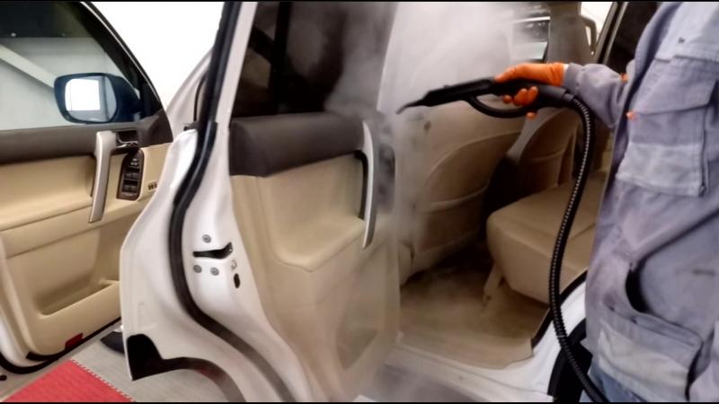 Полная предпродажная подготовка Toyota Prado