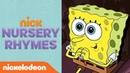 Nursery Rhymes w/ SpongeBob 📖 Read Along Mashup   TBT