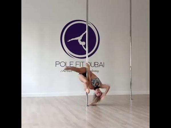 Pole Dance Связка для динамичного пилона 172