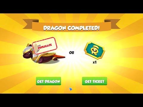 ✅( Golden Pyramid Chapter 4 ) Open Divine Chest - Dragon Mania Legends | Part 1162 HD