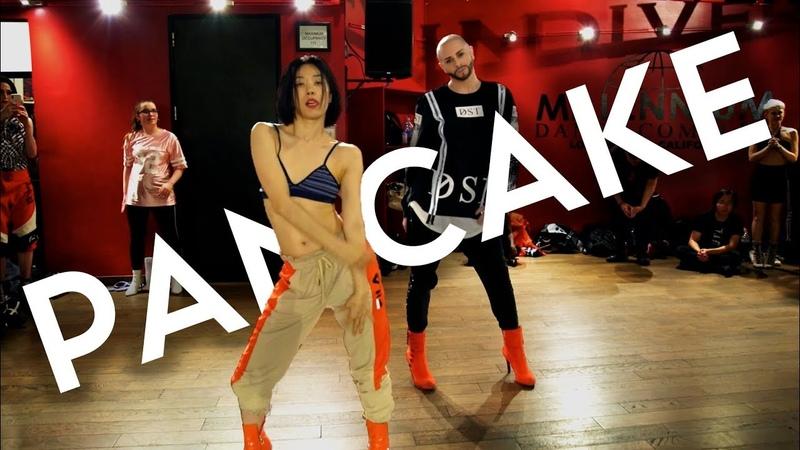 Pancake - Jaded feat Ishnikko   Brian Friedman Lia Kim Choreography   Millennium