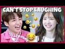 KPOP IDOLS CANT STOP LAUGHING FUNNY 1 😂 - BTS BLACKPINK TWICE EXO