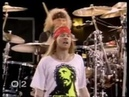 Guns N Roses Knocking On Heaven's Door Legendado Traduzido Live Wembley 1992